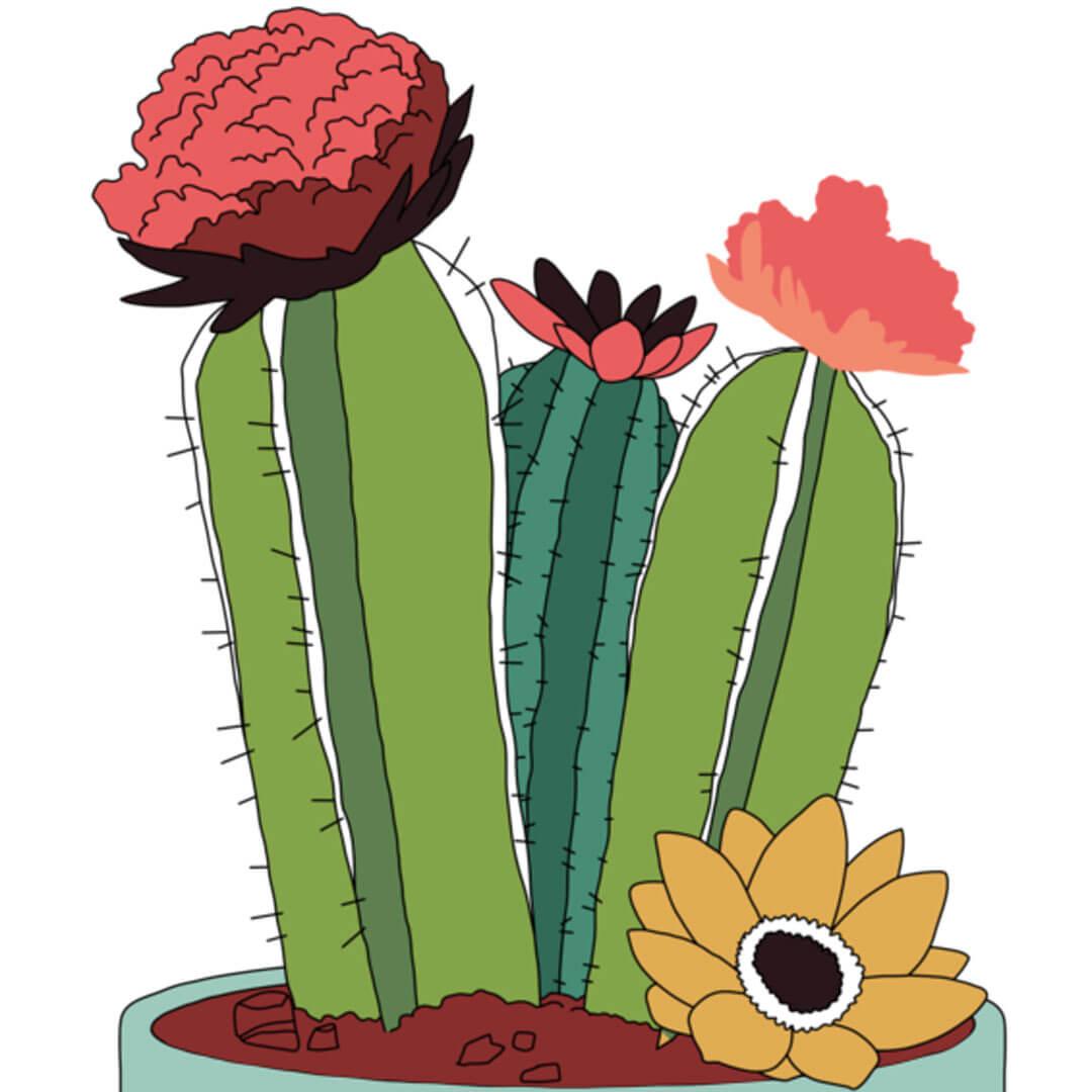 Resilient: Full Flower Moment